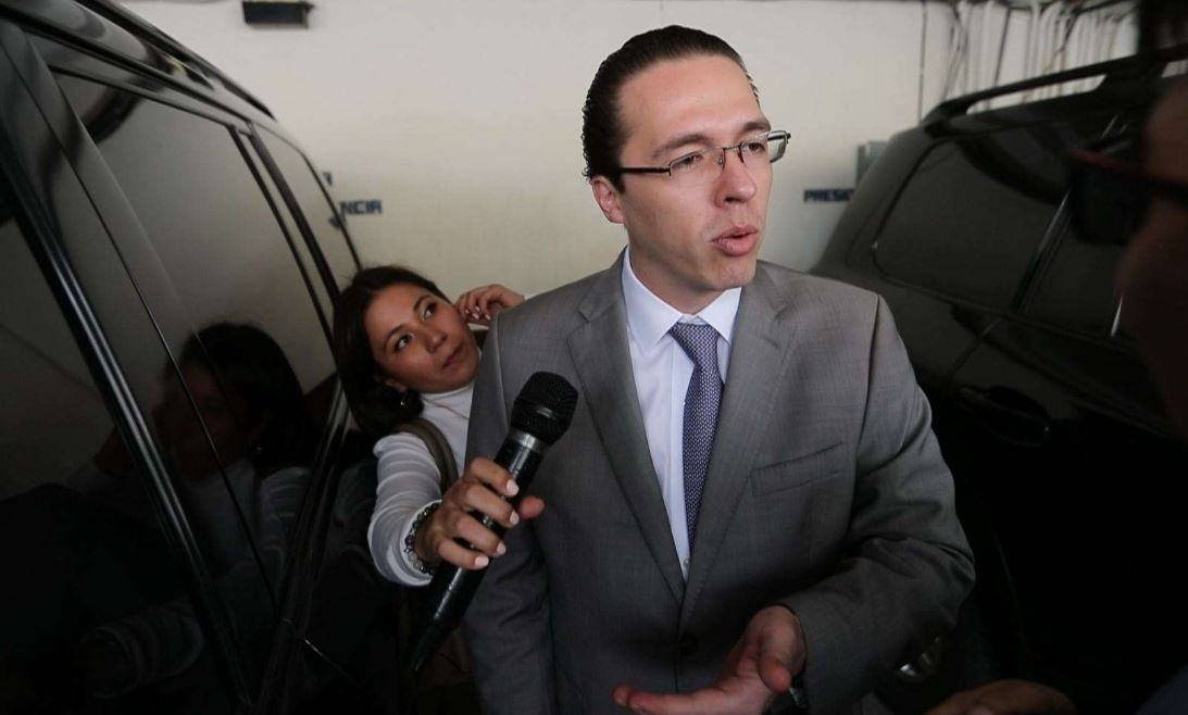 CSJ vuelve a proteger a Felipe Alejos del caso Traficantes de influencias