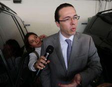 Felipe Alejos, diputado de Todos. (Foto Prensa Libre: Hemeroteca PL)