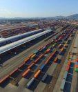 Rehabilitar el ferrocarril entre México y Centroamérica es una de las propuestas que se planteó en el programa. (Foto Prensa Libre: Ferrocarril y Terminal Valle de MX)