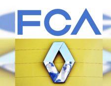 Los mercados bendicen la propuesta de fusión entre Renault y Fiat Chrysler. (Foto Prensa Libre: AFP)