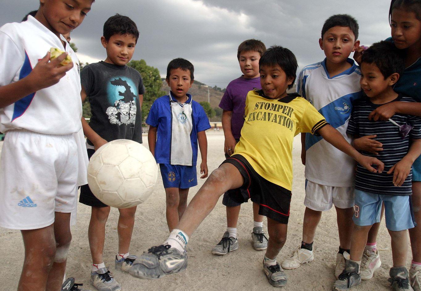 El torneo Fifa-Forward se tiene previsto que participen 64 equipos de toda Guatemala.(Foto Hemeroteca PL).