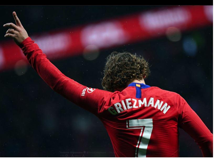 El jugador francés, Antoine Griezmann, ha rechazado en varias ocasiones los actos homofóbicos (Foto: @AntoGriezmann)