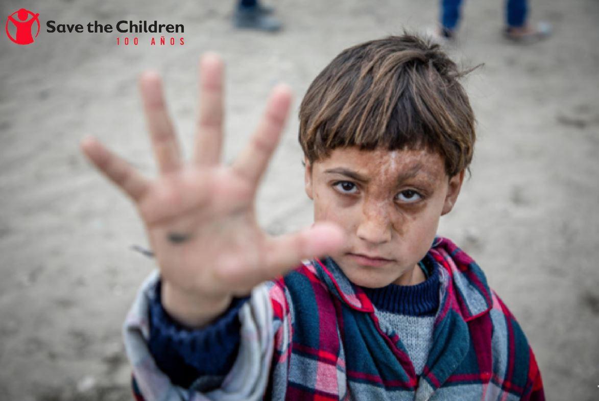 Las 10 fotos que evidencia la importancia del movimiento #StopTheWarOnChildren y que impacta al mundo