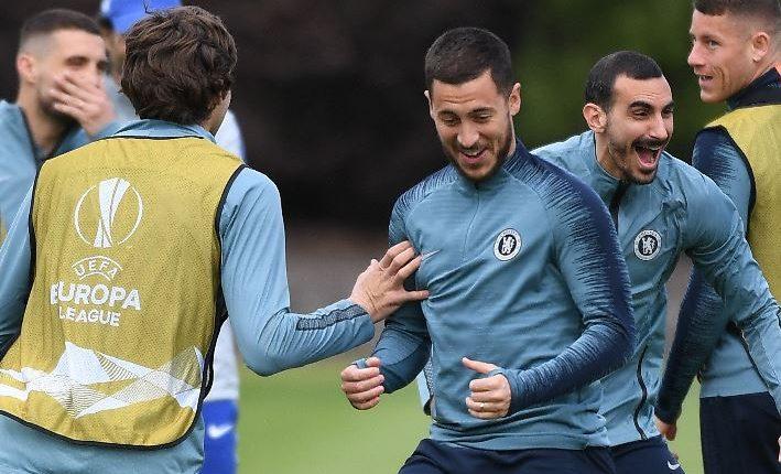 Hazard se convertiría en el jugador más caro comprado por el equipo merengue. (Foto Prensa Libre: AFP).