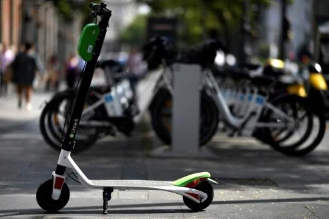 A 20 km por hora: Alemania da luz verde para el uso de patinetas eléctricas
