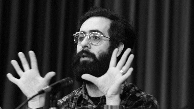 Dan Bricklin, inventor de la primera hoja de cálculo de computadora. GETTY IMAGES