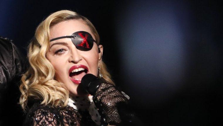 La  interpretación de Madonna en Eurovisión 2019 generó críticas.