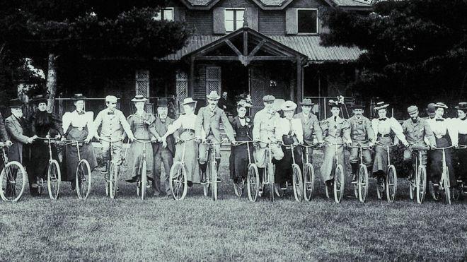 No es una exageración afirmar que la bicicleta transformó el mundo. (GETTY IMAGES)