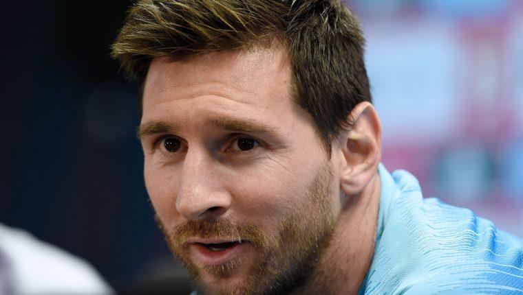 Lionel Messi participará con Argentina en la Copa América 2019. (Foto Prensa Libre: Hemeroteca PL)
