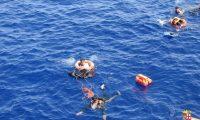 Al menos tres naufragios han ocurrido en los últimos tres días en el mar Mediterráneo. (Foto Prensa Libre: AP).