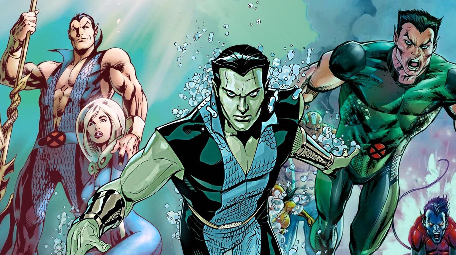Namor es uno de los primero personajes de Marvel Cómics. (Foto Prensa Libre: IGN)