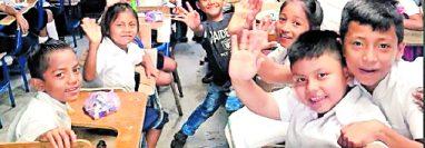 Los niños son víctimas de maltrato en los distintos ambientes donde se desenvuelven. (Foto Prensa Libre: Hemeroteca PL