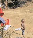 Más de 1.8 millones de niños en la primera infancia viven en pobreza. (Foto Prensa Libre: Hemeroteca PL)