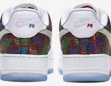 Nike ha dado marcha atrás a sus zapatos Air Force One Puerto Rico. (Foto tomada de internet)
