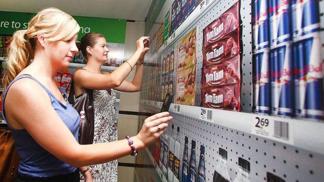 A través de aplicaciones, pronto se podrá conocer de dónde viene un determinado producto alimenticio. (GETTY IMAGES)