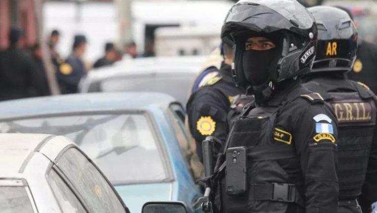 La Policía Nacional Civil analizará si brindará seguridad a candidatos a puestos de elección popular que afirman haber sido amenazados. (Foto Prensa Libre: Hemeroteca PL)