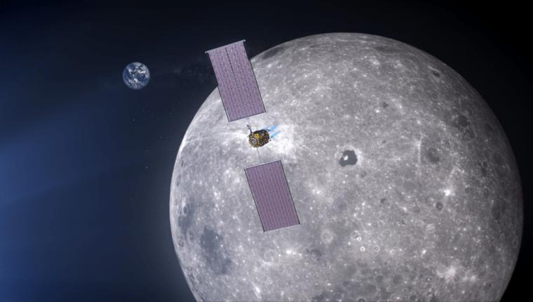 El objetivo de la Nasa es volver a la Luna para seguir hacia Marte. (Foto: NASA)