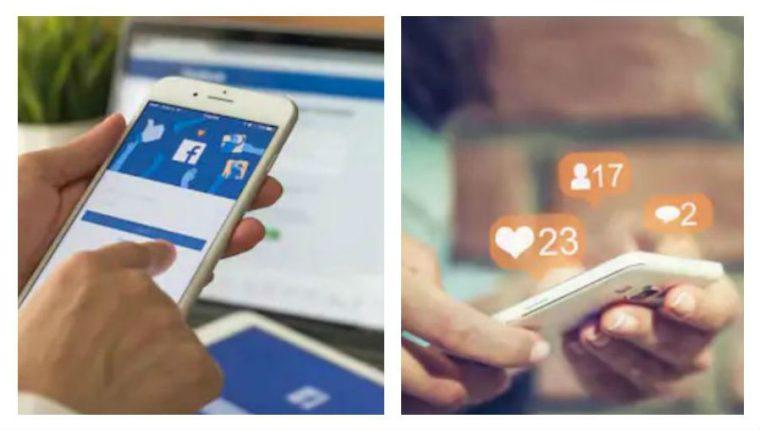 Uso de Facebook cae en EE. UU.  a medida que la red controla su contenido. (Foto Prensa Libre: Servicios)