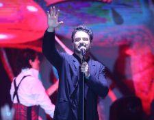 """Ricardo Arjona despidió su gira """"Circo Soledad"""", con dos conciertos en la ciudad de Guatemala,  en noviembre de 2018. (Foto Prensa Libre: Keneth Cruz)"""
