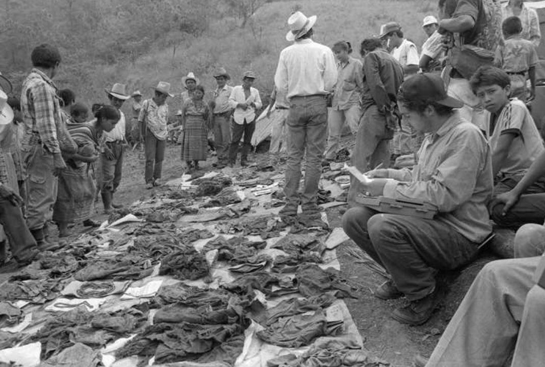 Habría violado mujeres en masacre de Río Negro: Estados Unidos captura a exmiembro de las PAC