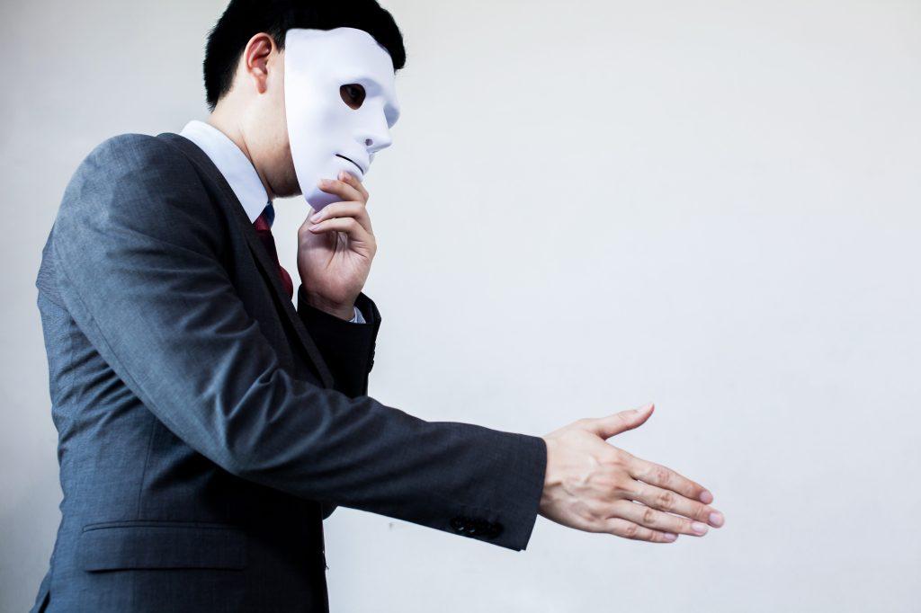 La habilidad de detectar a una persona que miente puede ser beneficiosa para usted en los negocios. (Foto Prensa Libre: Servicios)