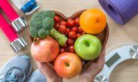 Una dieta saludable y el ejercicio es beneficioso para disminuir la beneficioso.  (Foto Prensa Libre: Servicios).