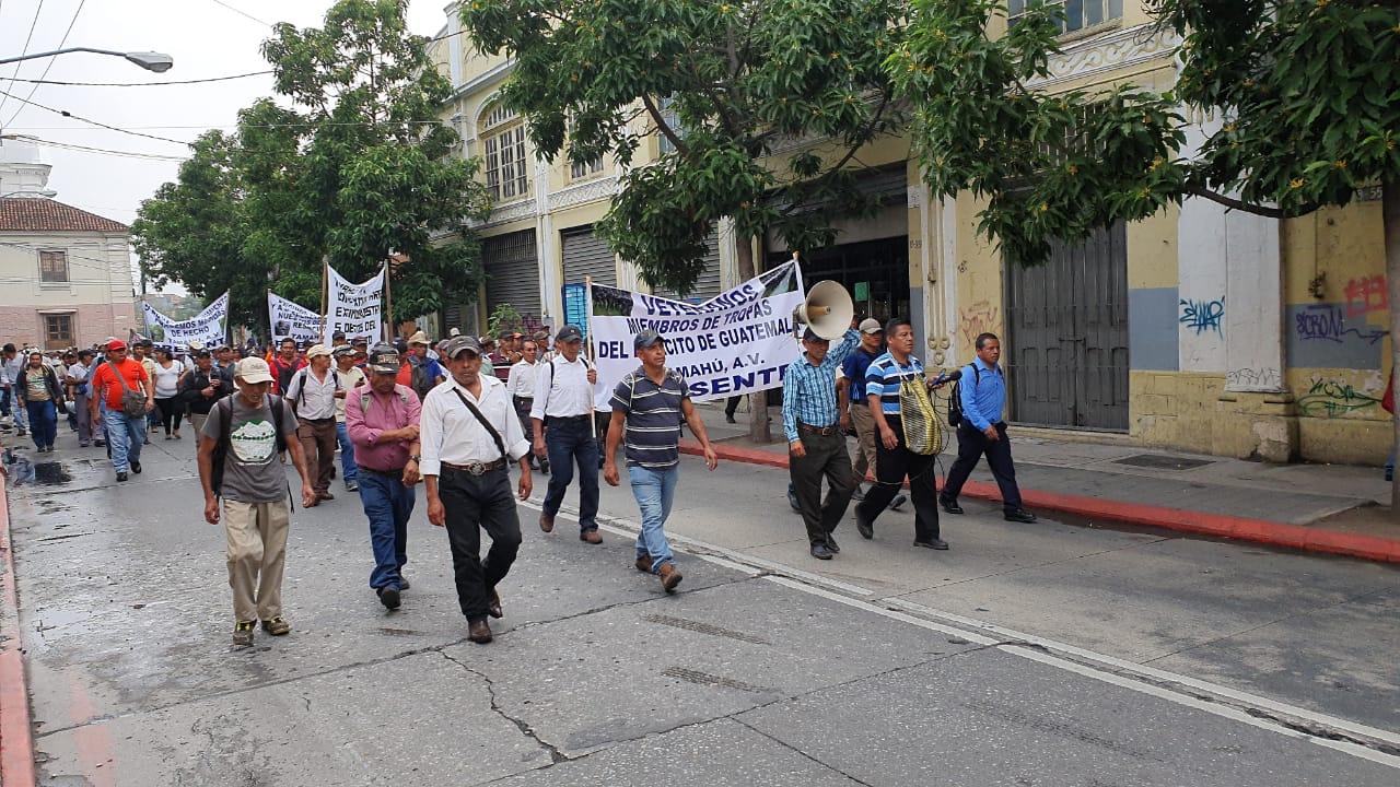 Entre las exigencias piden un resarcimiento. (Foto Prensa Libre: La red)