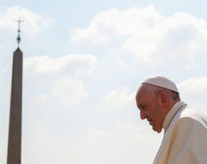 El papa Francisco aprobó el cambió en el Padre Nuestro. (Foto Prensa Libre: AFP)