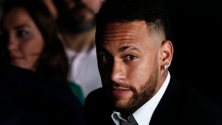 Neymar fue determinante en el Barcelona y Puyol asegura que será bueno que regrese. (Foto Prensa Libre: AFP)