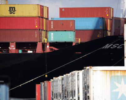 Decomisan 16 toneladas de cocaína en Estados Unidos. (Foto Prensa Libre: AFP)