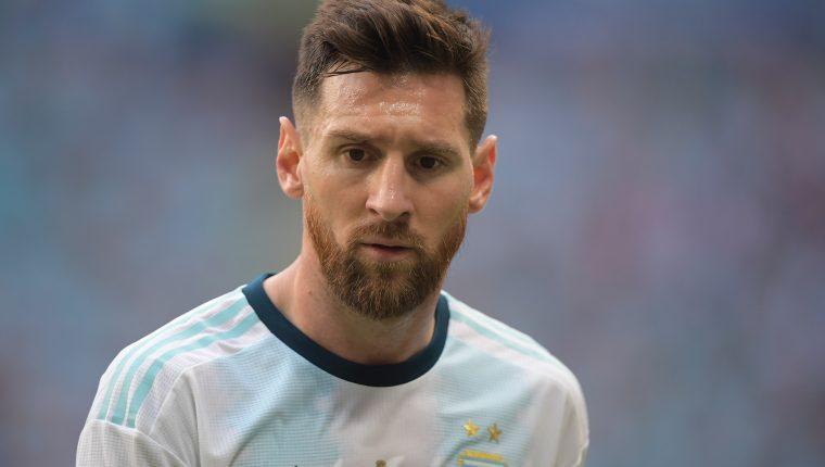 La mayoría de los resultados deportivos de Lionel Messi después de su cumpleaños han sido negativos. (Foto Prensa Libre: AFP)