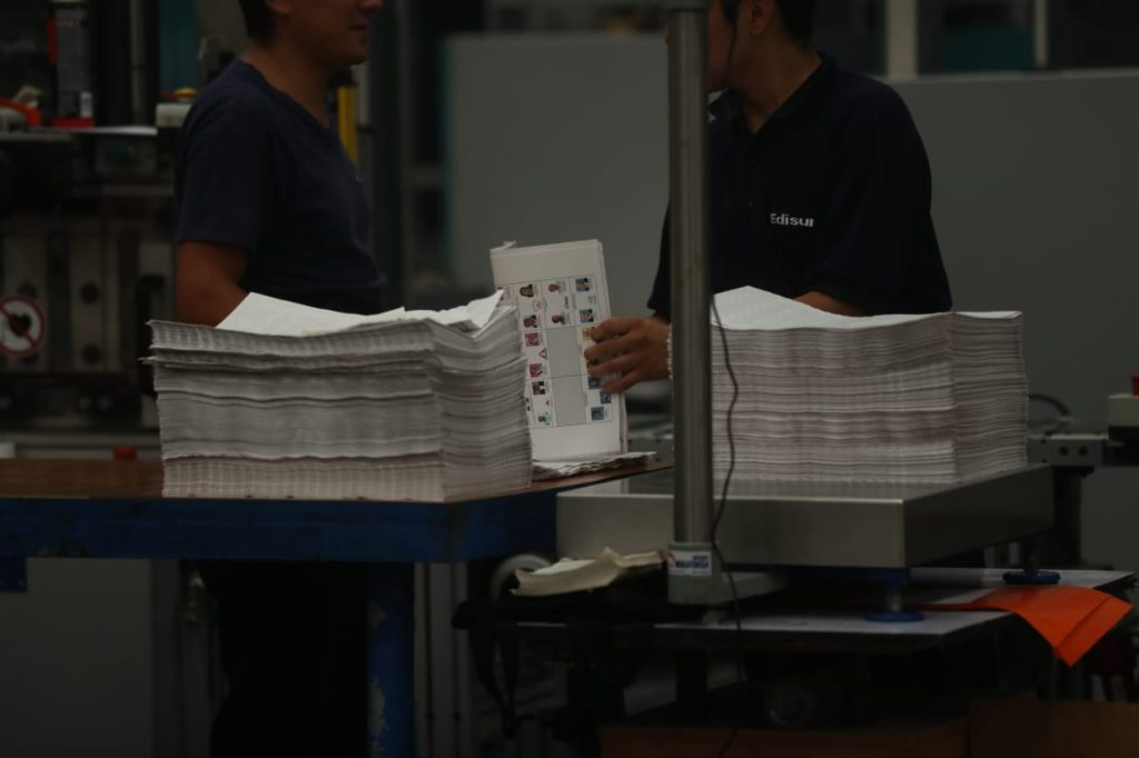 papeletas