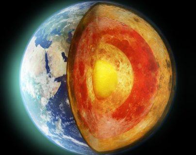 Se cree que llamada zona de Tolud almacena grandes cantidades de magma en la corteza inferior de la Tierra.