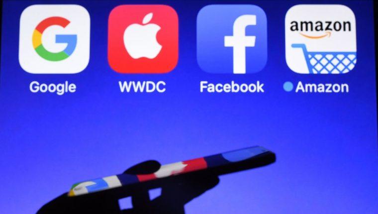 El dominio de Google, Apple, Facebook y Amazon está siendo investigado.