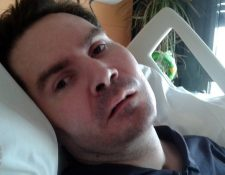 Vincent Lambert ha estado en estado vegetativo desde 2008. AFP