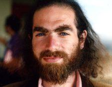 Grigori Perelman, hace muchos años.