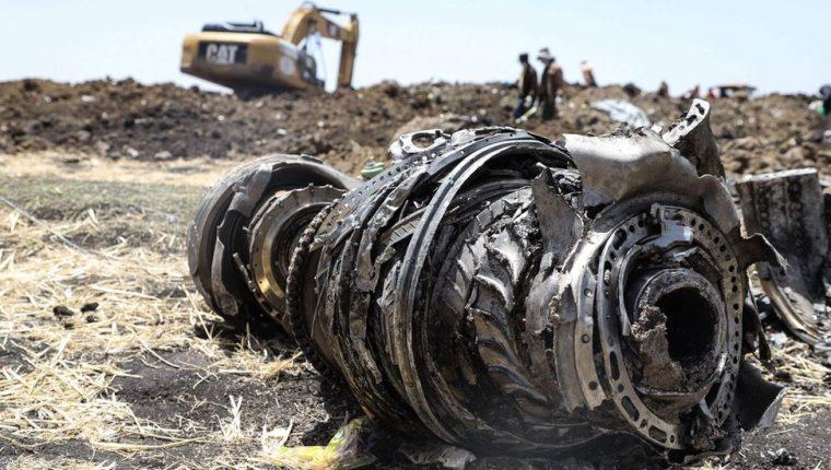 Las investigaciones preliminares señalaron que tanto el accidente de Ethiopian Airlines como el de Lion Air tenían serias similitudes. (GETTY IMAGES)