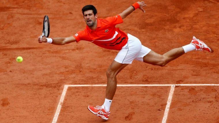 Novak Djokovic comenzó 2019 como el número 1 en el ranking ATP.