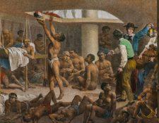 La presencia de negros en el Cono Sur es un fenómeno que puede trazarse hasta los tiempos de la conquista en el siglo XVI, cuando ya existen registros de la presencia de afrodescendientes que llegaron como esclavos.
