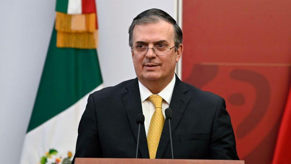 México advierte que los aranceles que propone EE.UU. perjudicarán a ambos países