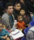 Las autoridades mexicanas dicen que su país no tiene la capacidad ni la estructura para dar asilo a todos los migrantes centroamericanos que intentan llegar a Estados Unidos.