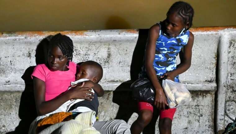 La costa colombiana del Pacífico tiene una significativa presencia de población afrodescendiente.
