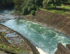 La represa se diseñó para distribuir agua en la región de Goa.
