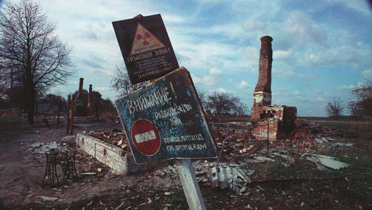 El desastre de Chernóbil en 1986 sigue siendo el accidente nuclear más mortal del mundo. GETTY IMAGES