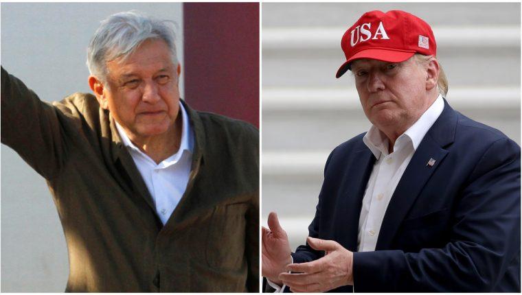 Los gobiernos de López Obrador y Donald Trump llegaron a un acuerdo migratorio.
