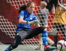 Las autoridades de la liga estadounidense prohibieron a la portera canadiense Stephanie Labbe jugar en un equipo de hombres en las ligas menores.