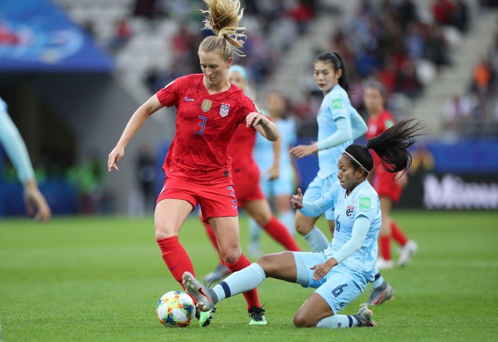 Mundial Femenino de fútbol Francia 2019: lo que los hombres pueden aprender del fútbol femenino