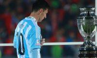 Messi todavía no ha podido ganar la copa y se le están acabando las opciones para evitar sumarse a la lista.