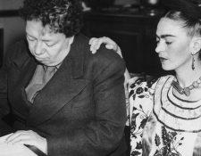Diego Rivera y Frida Kahlo estuvieron casados dos veces.