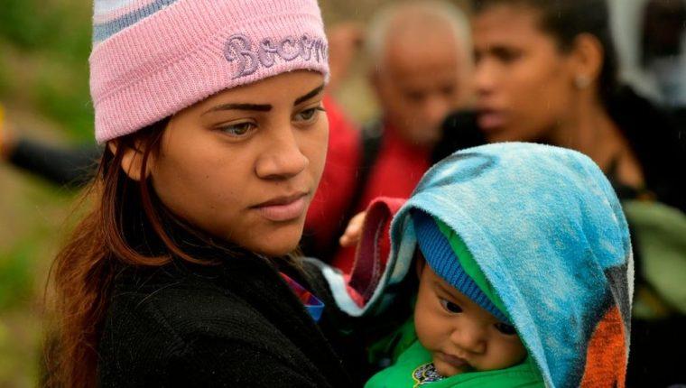 Se estima que 20.000 recién nacidos no tienen nacionalidad al ser hijos de venezolanos nacidos en Colombia.